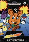 Zoom! - Cover Art Sega Genesis