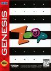 Zoop - Cover Art Sega Genesis