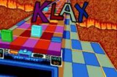 Klax Arcade Marquee – Escape Pod Online