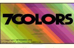 7 Colors | ClassicReload.com