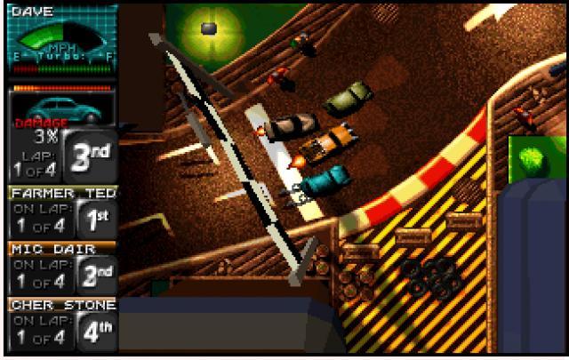 Death Rally   ClassicReload com