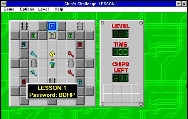 Chip's Challenge - Windows | ClassicReload com