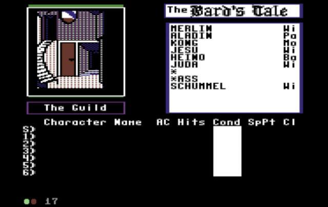 The Bard's Tale   ClassicReload com