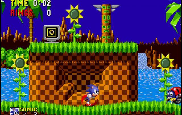 Sonic The Hedgehog Classicreload Com