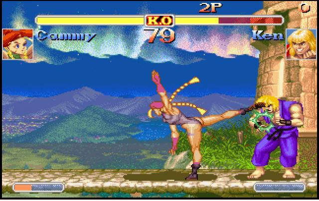 Super Street Fighter II Turbo | ClassicReload com