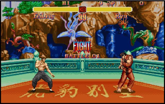 Super Street Fighter Ii Classicreload Com