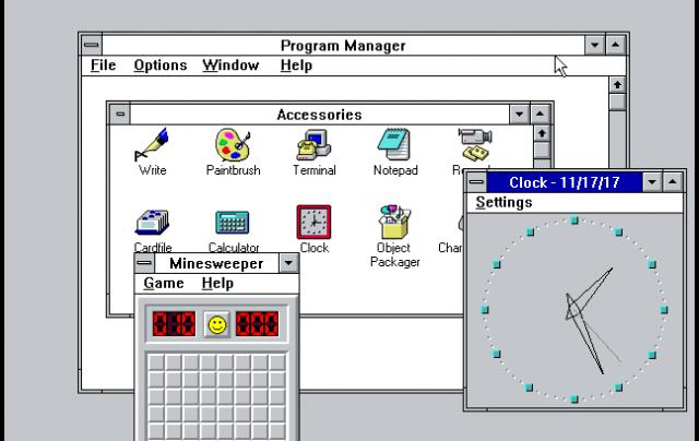 Windows 3 11 | ClassicReload com