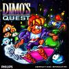 Dimos Quest DOS Cover Art