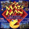 Maze Adventures DOS Cover Art