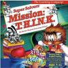 Super Solvers Mission: T.H.I.N.K. - Windows 3.1 Cover Art