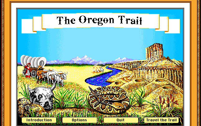 trail games online