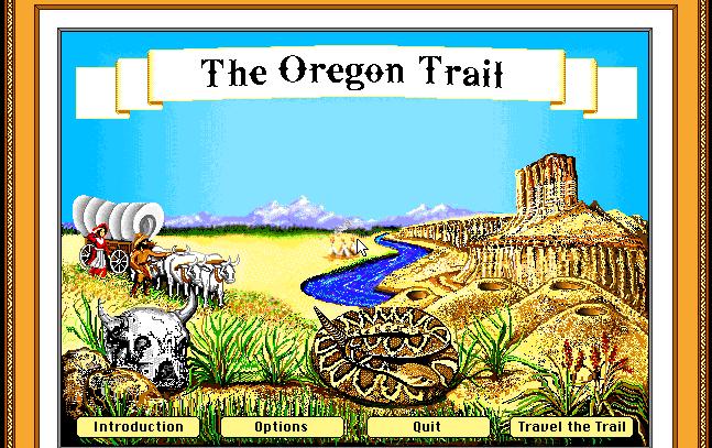 the oregon trail deluxe classicreload com