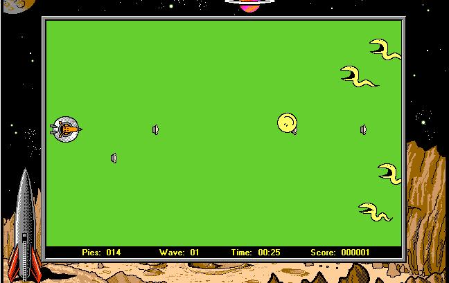 Alien Arcade | ClassicReload com