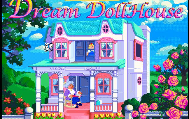 Fisher Price Dream Dollhouse Classicreload Com