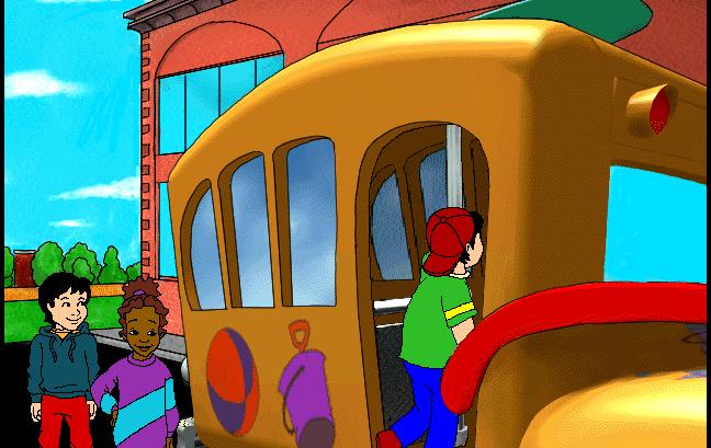 The magic school bus explores the ocean classicreloadcom for Magic school bus ocean floor full episode