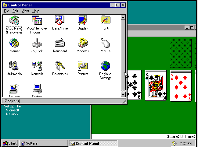 Windows 95 (4 00 950) (read notes first) | ClassicReload com
