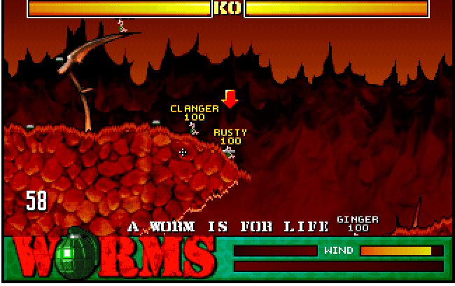 worms 1 game free download